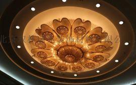 北京大量承接水晶灯具定制