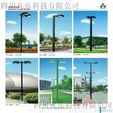 四川成都篮球场路灯太阳能灯具