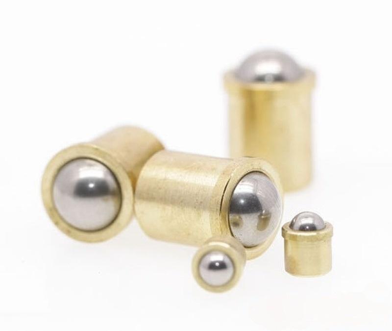 不锈钢定位珠IP614、球头柱塞、碰珠