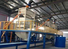 大型fs保温板设备全套流水生产线