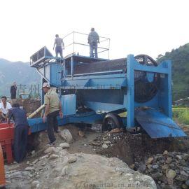 尼尔森选金设备配置 河道采沙淘金设备出口 专业选金设备