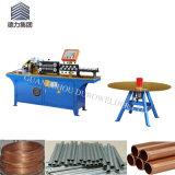 广州德力全自动数控铜铝管调直切断机
