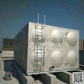 厂家直销太阳能热水工程不锈钢保温水箱