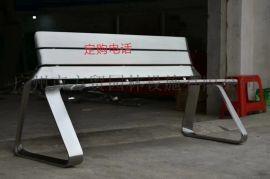 不锈钢休闲椅 广东方贸F-2001休闲椅
