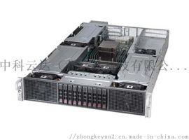 北京中科云达GPU服务器R2210-6G