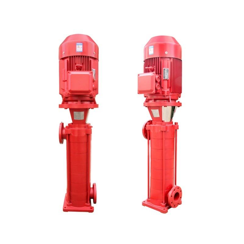 XBD-LG系列立式多级消防泵组