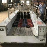厂家定制食品用洗靴机 食品行业电动洗靴机