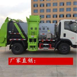 泔水运输车 餐厨垃圾车生产厂家