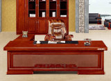 2436款2.2米油漆辦公桌 胡桃木皮綠色環保傢俱