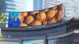 2016熱銷p6戶外表貼led電視廣告屏全綵led顯示屏