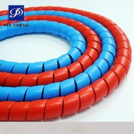 长城密封件 电线线缆保护套 塑料螺旋保护套 耐磨防鼠咬 质保一年