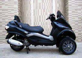 比亚乔mp3-250 价格:3000元