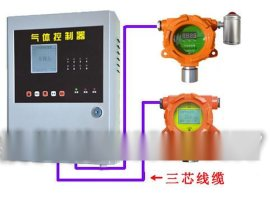 氯甲烷浓度超标报警器 有毒气体泄漏检测报警器