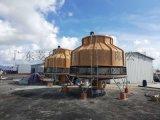 广东菱科LKT系列逆流式圆形冷却塔 注塑机中央空调高温冷却塔凉水塔