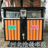 太原小區垃圾桶 不鏽鋼垃圾桶商家