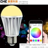 APP智慧燈方案|APP智慧燈模組|智慧球泡燈方案
