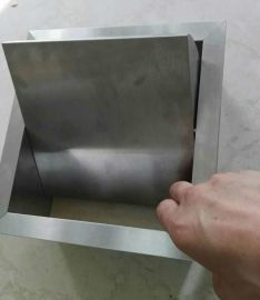 垃圾桶裝飾蓋子正方形加厚不鏽鋼廠家直銷批發
