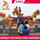 客流量大的户外公园游乐设备童星弹跳机游乐设施