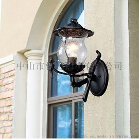 户外铸铝壁灯 恒逸壁灯 墙壁照明壁灯