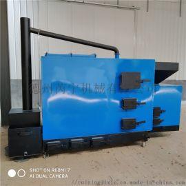 养殖返烧锅炉燃煤燃生物质两用锅炉育雏加温设备