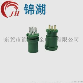 M6电动车防水头 防水连接器 尼龙防水头