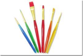 油画笔、水彩画笔