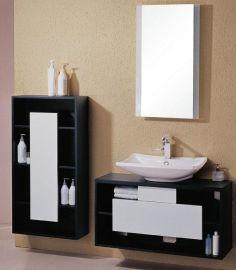 浴室柜洗手盆(BS-9001)