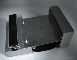 南京变形缝厂家生产地面抗震转角型