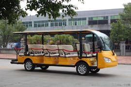14座电动观光车,旅游观光车
