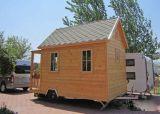 移动木屋野营房车