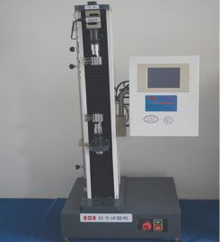 单柱拉力试验机,桌上型电子拉力机
