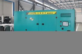 400KVA柴油发电机