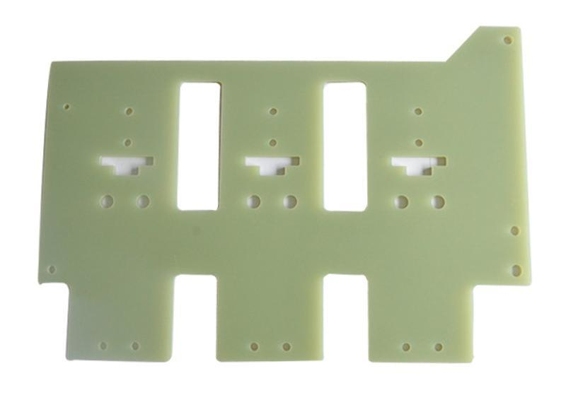 電池電櫃隔板、FR-4防火V0環氧樹脂玻璃纖維板、G10板絕緣片