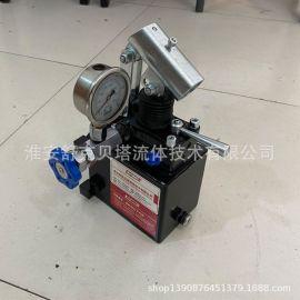 PM25C双作用手动泵加溢流阀加压力表