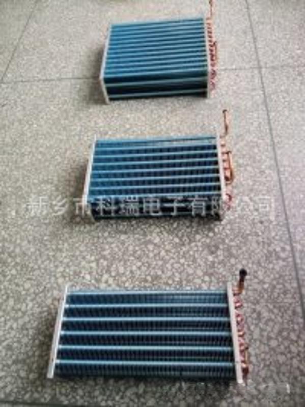 KRDZ供应铜管铝翅片蒸发器冷凝器41图片型号规格