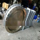 DN1000 煤气闸阀 不锈钢插板阀 污水处理