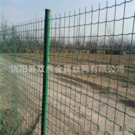 供应鱼塘围网  养殖场防护网  铁丝防护栅栏围栏