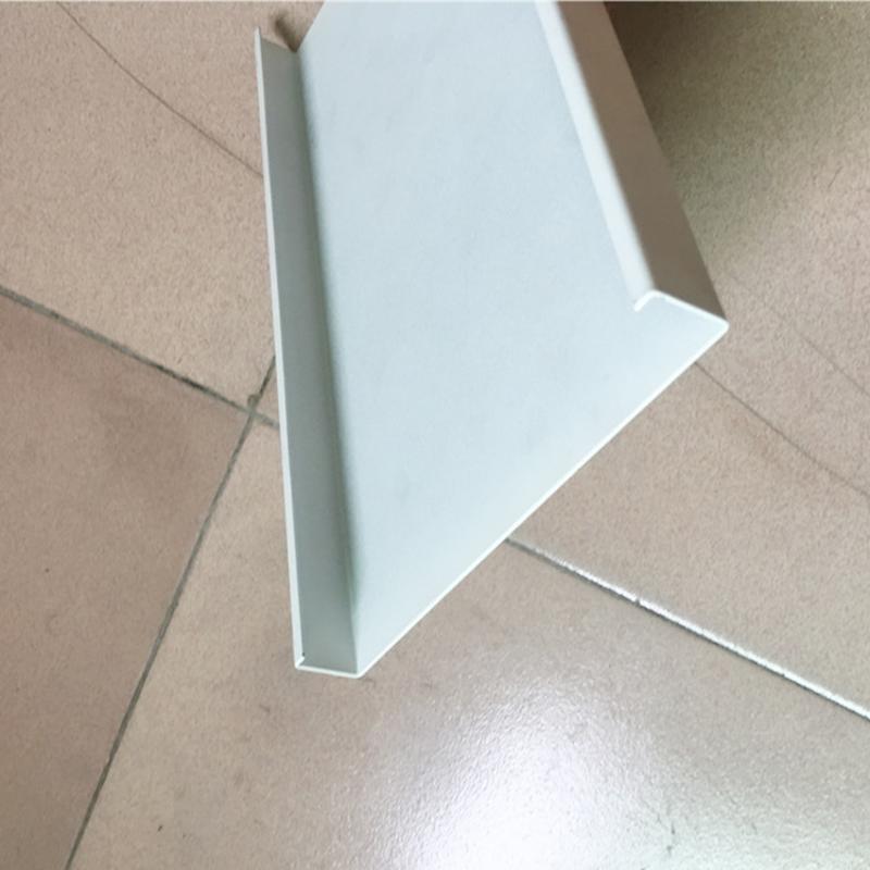铝条扣板天花集成吊顶防风加油站防风金属条扣