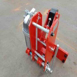 厂家直销  防风铁楔 起重机安全防风铁楔