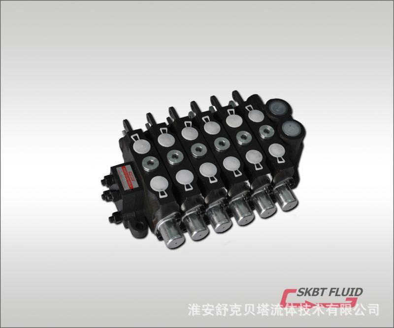 DL-8E-6OT系列多路阀