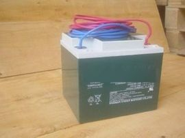 UNION友联MX12400 12V40AH太阳能直流屏UPS/EPS电源 铅酸蓄电池