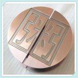 工廠定製工藝鋁拉手酒店會所爆款裝飾大門拉手加工鍍銅