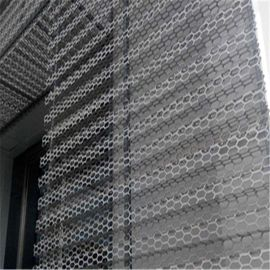 不锈钢冲孔网 冲孔网 镀锌冲孔网 钢板冲孔网