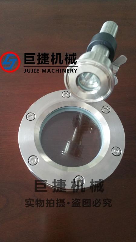不锈钢延时视镜灯-法兰视镜灯、射灯、304延时射灯