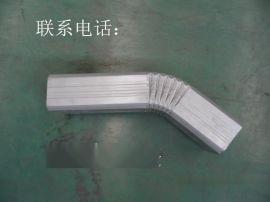 供应彩钢落水管108*144丨彩钢方形落水管