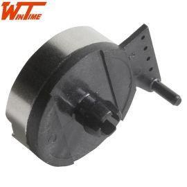 马达配件塑胶埋射装置盘 埋射塑胶与五金(WT-0026)