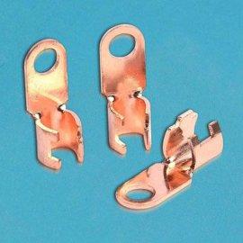 AK/奥凯电气专业生产铜接线鼻子冲压件
