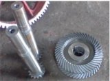 DCY400圆锥齿轮减速机锥齿轮锥齿轴