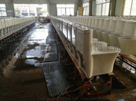 广东潮州  陶瓷洁具马桶连体坐便器坐厕贴牌厂家直销