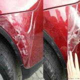 TPH亮黑漆面保護膜 PU汽車隱形車衣 車身修復膜